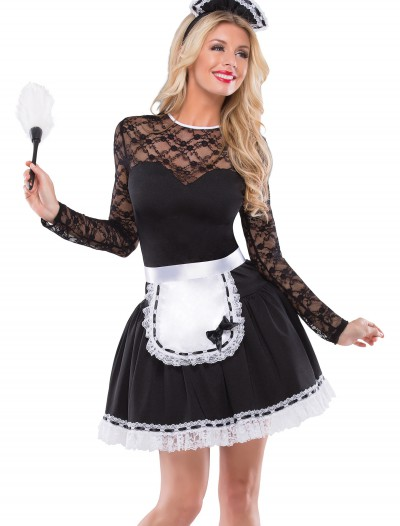 Womens Exotic French Maid Costume