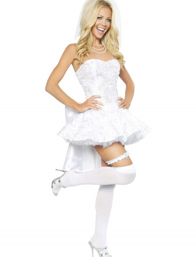 Women's Fantasy Bride Costume