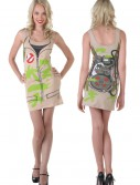 Womens Ghostbuster Tunic Tank