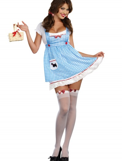 Women's Heel Clickin' Kansas Girl Costume