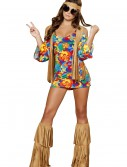 Womens Hippie Hottie Costume
