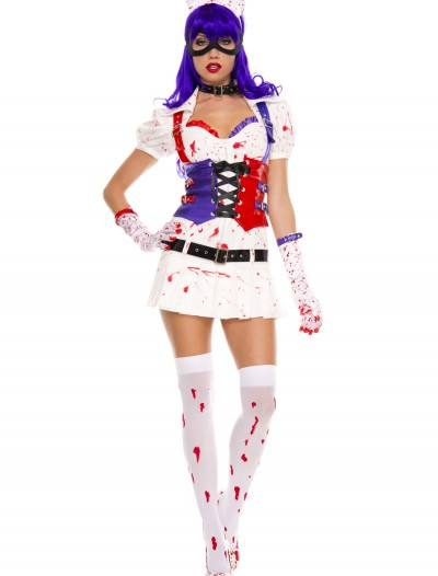 Womens Hot Mess Harley Costume