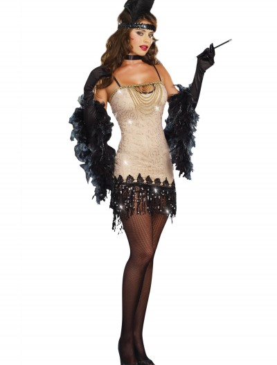 Women's Jazzy Jezebel Flapper Costume