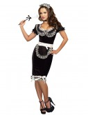 Women's Keep it Clean Maid Costume