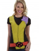 Womens Kitty Pryde Lockheed Costume T-Shirt
