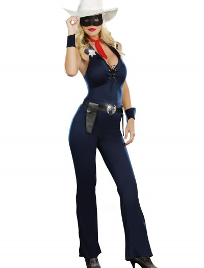 Women's Lone Cowgirl Costume