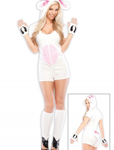 Women's Loveable Lamb Costume