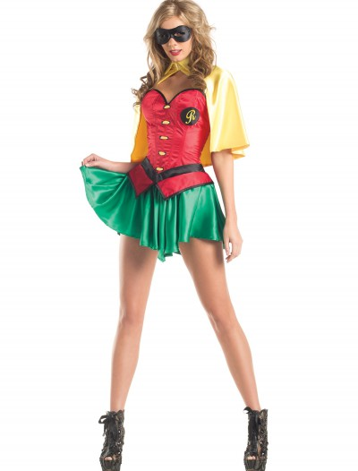 Womens Sexy Sidekick Costume