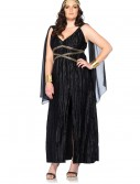 Women's Plus Size Dark Goddess Costume