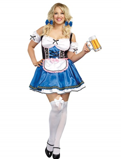 Women's Plus Size Happy New Beer Costume