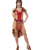 Women's Plus Size Native Beauty Costume