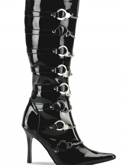 Womens Police Boots