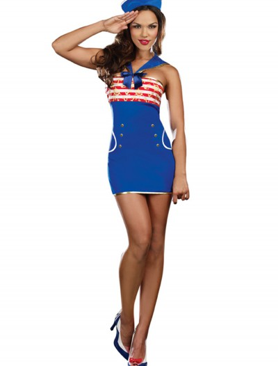 Women's Ridin' Waves Sailor Costume