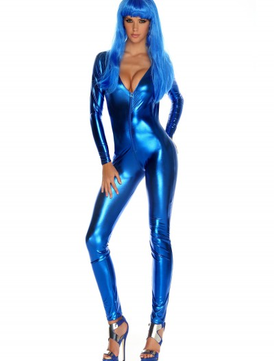 Womens Royal Blue Jumpsuit