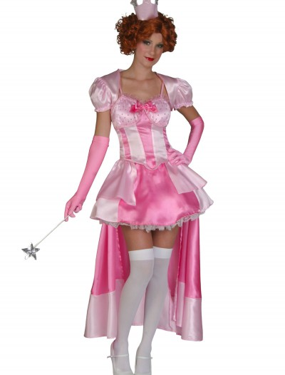 Womens Sexy Pink Witch Costume