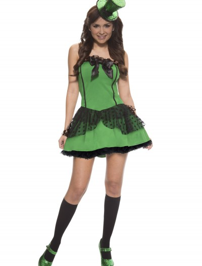 Womens Sexy Leprechaun Costume