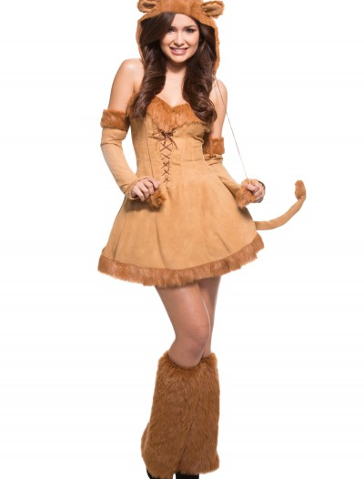 Women's Sexy Lion Costume