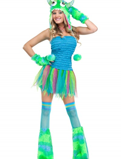 Womens Sexy Sea Monster Costume