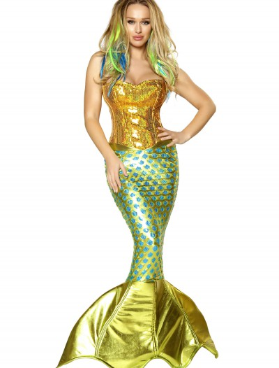 Womens Siren of the Sea Costume