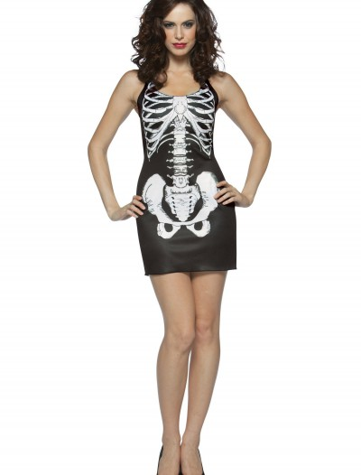 Womens Skeleton Dress