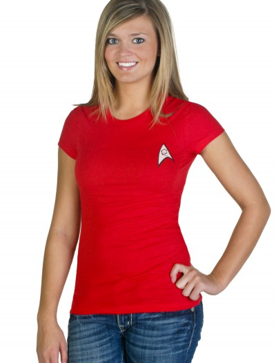 Women's Star Trek Costume T-Shirt