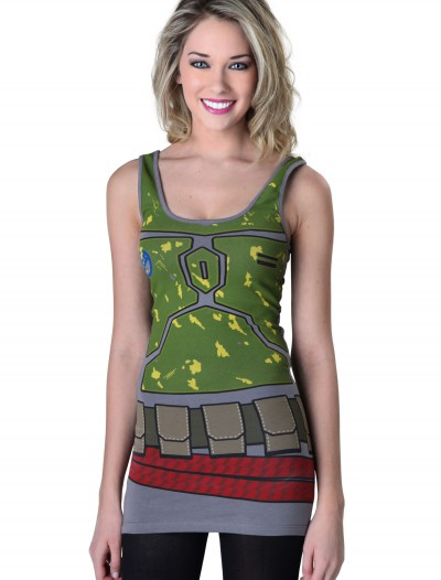 Women's Star Wars Boba Tunic Tank