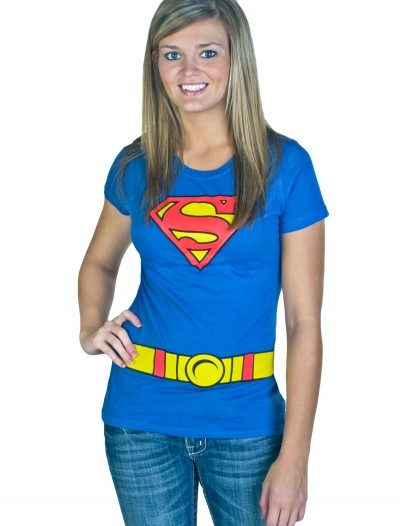 Women's Supergirl Costume T-Shirt