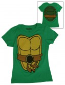 Womens TMNT Costume T-Shirt