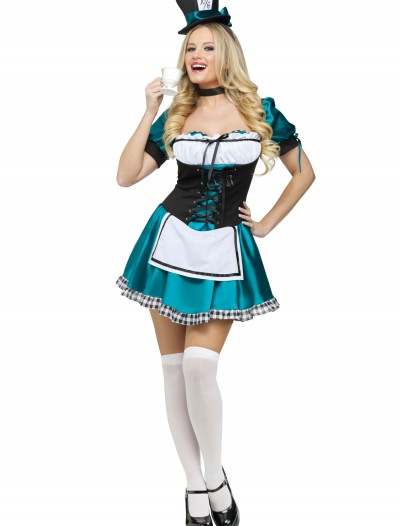 Women's Whimsical Mad Hatter Costume