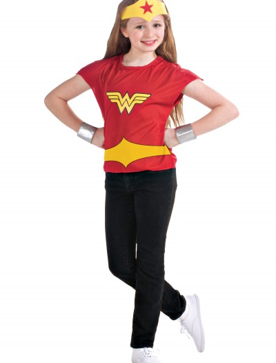 Wonder Woman Costume Set