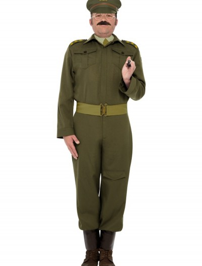 WW2 Home Guard Captain Costume