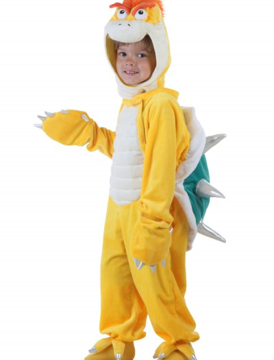 Yellow Dinosaur w/ Green Shell Costume