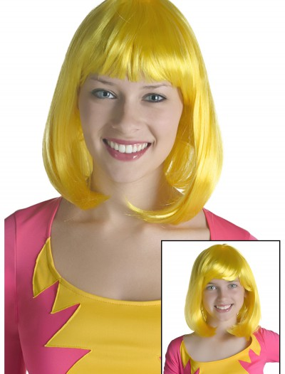 Yellow Monster Wig