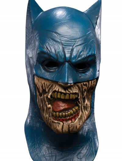 Zombie Batman Latex Mask