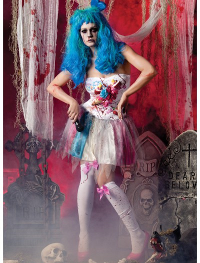 Zombie California Candy Costume