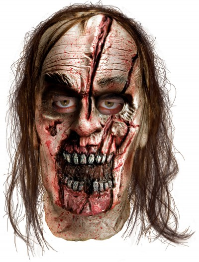 Zombie Man Latex Mask