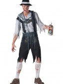 Zombie Men's OktoberFeast Costume