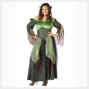 Plus Size Women's Costumes
