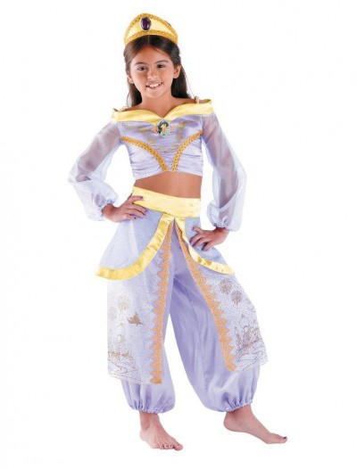 Storybook Jasmine Prestige Toddler / Child Costume