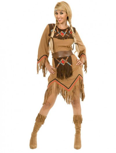 Sacajawea Indian Maiden Adult Costume