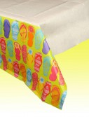 Flip Flop Paper Tablecover