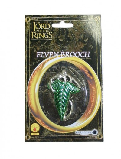 Leaf Clasp - Lord of the Rings