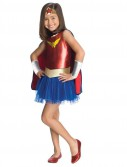 Wonder Woman Tutu Toddler Costume