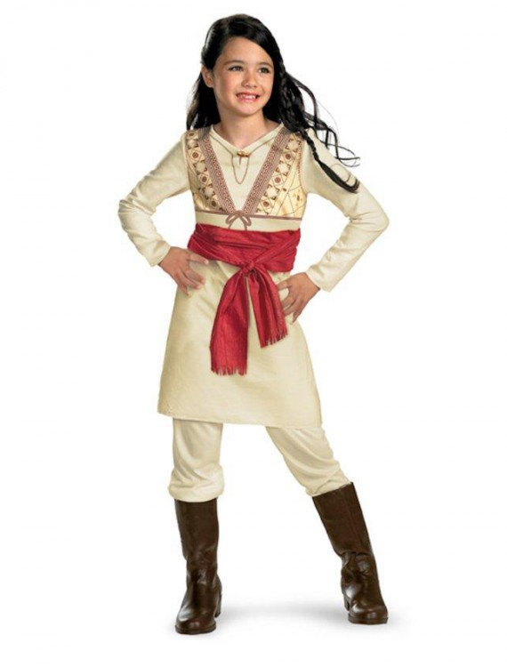 Prince of Persia - Tamina Classic Child Costume