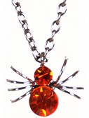 Spider Gem Necklace