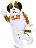 Puppy Dog Plush Economy Mascot Adult Costume