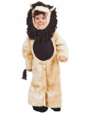 Microfiber Lion Child Costume