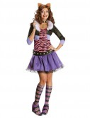 Monster High Deluxe Clawdeen Wolf Adult Costume