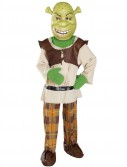 Shrek w/Mask Deluxe Child Costume