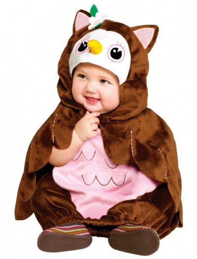 Give A Hoot Owl Infant Costume